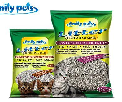 猫砂膨润土无尘